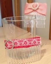 ribbon combs