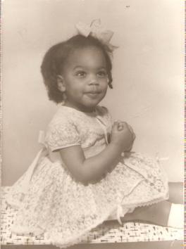 me as a toddler