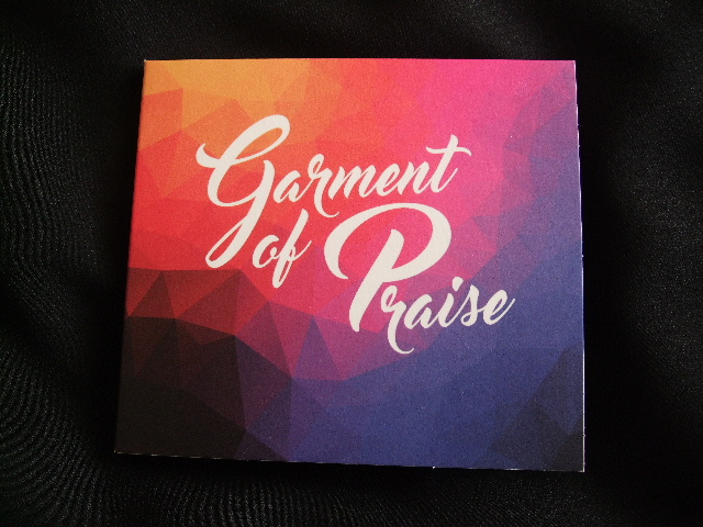 garment of praise cd