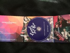 garment of praise cd
